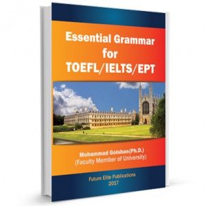 Essential Grammer for TOEFL/IELTS/EPT