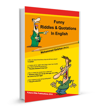 Funny Riddles & Quotatios in English